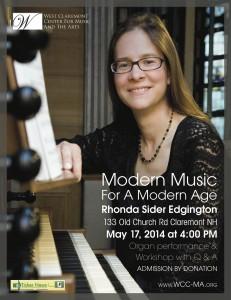 2014-05-16 Organ Concert Poster Letter copy