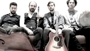 Kinan Azmeh's CityBand - Season 10 Kick-off @ Union Episcopal Church | Claremont | NH | US
