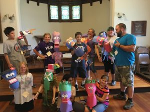 InterArts Summer Camp @ Union Episcopal Church | Claremont | NH | US