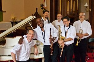 Aardvark Jazztet: Standards and Swing-Era Hits @ Union Episcopal Church | Claremont | NH | US