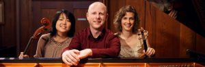 Delphi Trio at the Summer Concert Series @ Union Episcopal Church | Claremont | NH | US