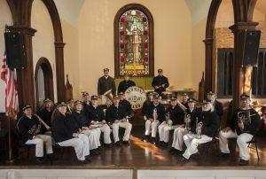 Newmont Band Benefit Concert for WCCMA @ Union Episcopal Church | Claremont | NH | US