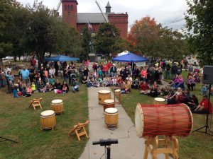 Taiko Drumming Workshops @ CSB Community Center | Claremont | New Hampshire | United States