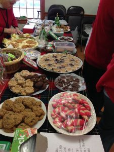 Cookie Sale, Holiday Bazaar, and Chowder Luncheon @ Union Episcopal Church | Claremont | NH | United States