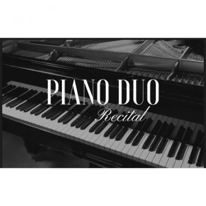 Duo Piano Recital @ West Claremont Center for Music and the Arts | Claremont | NH | United States