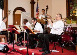 Aardvark Jazztet: Duke Ellington Celebration @ West Claremont Center for Music and the Arts | Claremont | NH | US