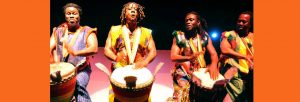 HopStop: Jeh Kulu African Drum and Dance Theater @ CSB Community Center | Claremont | New Hampshire | United States