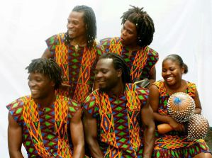 HopStop: Akwaaba Traditional African Drum and Dance Ensemble @ Claremont Savings Bank Community Center | Claremont | NH | US