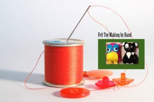 Felt Toy making