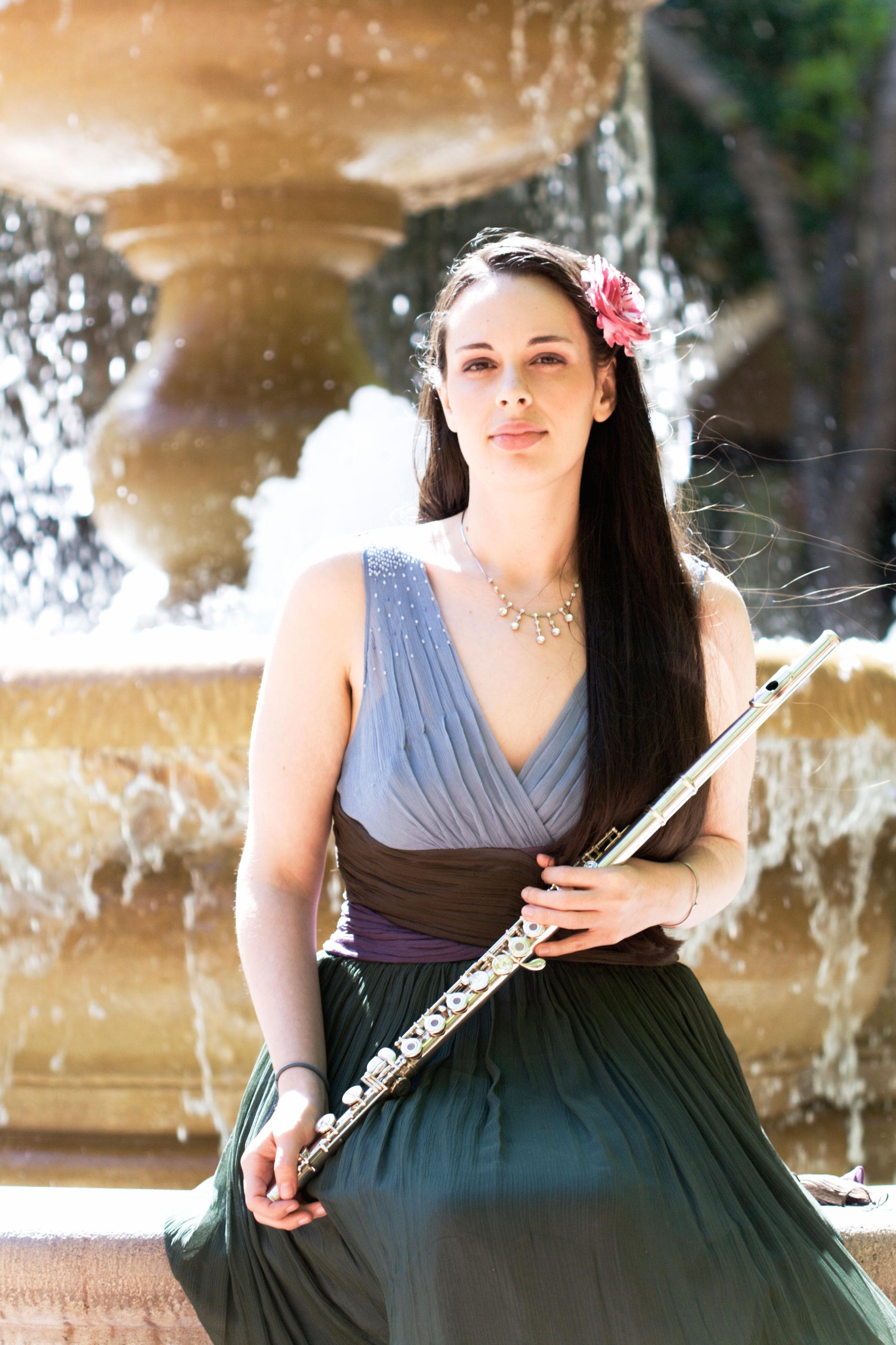 Melissa Richmond, flute
