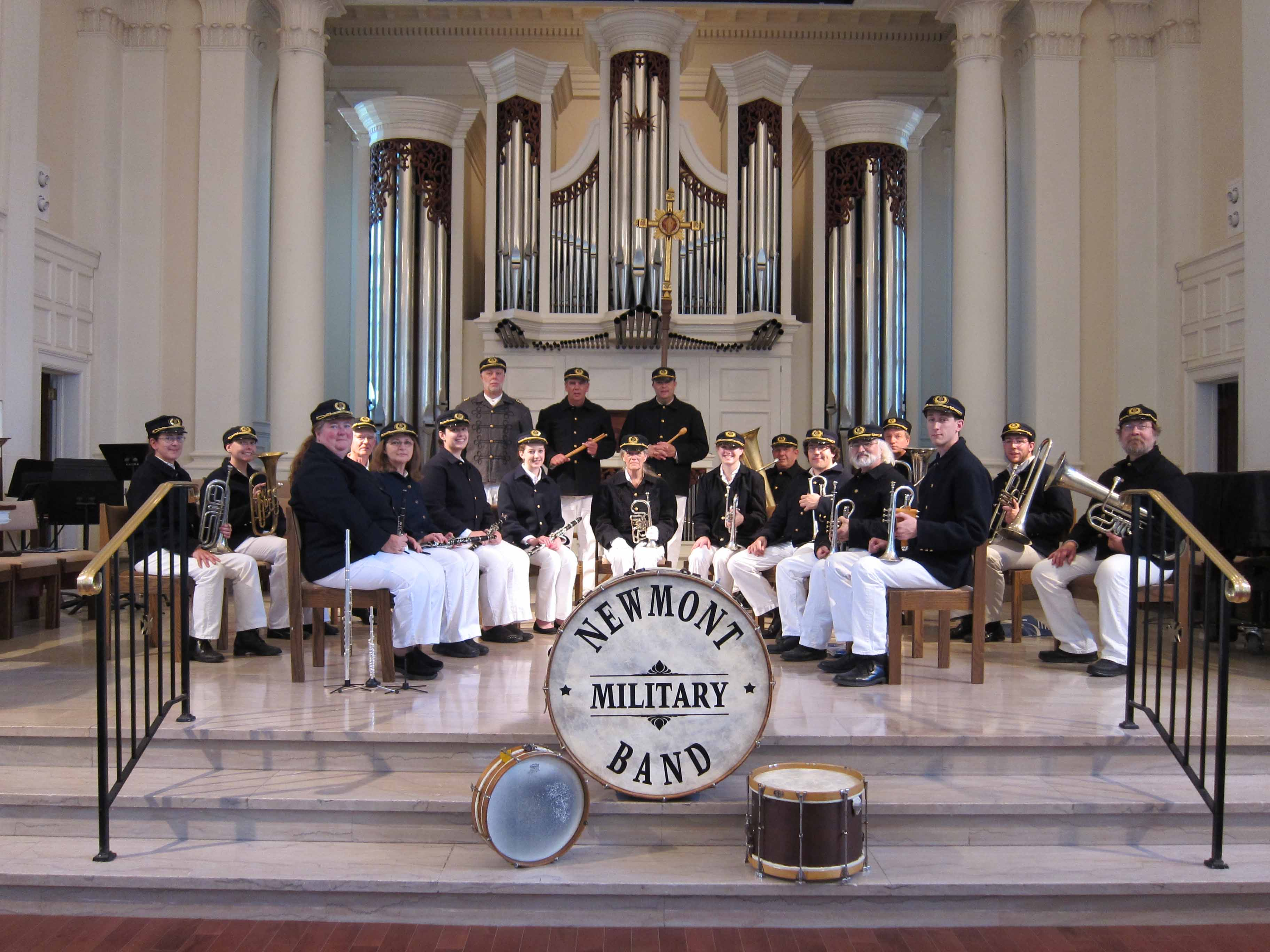 Newmont Band gettysburg