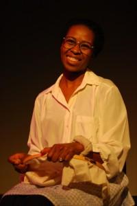 Trena Bolden Fields as Rosa Parks