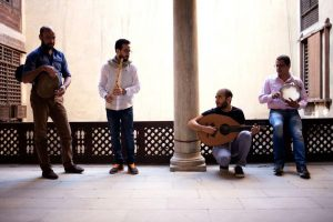 Mohamed Abozekry & Karkadé @ West Claremont Center for Music and the Arts @ Union Church | Claremont | NH | US
