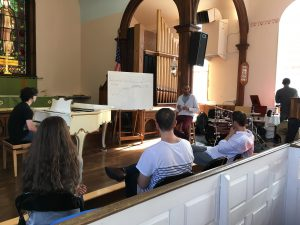 The Bach Tree: Cultivating Creative and Collaborative Musicians @ West Claremont Center for Music and the Arts | Claremont | NH | US
