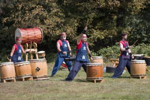 Burlington Taiko Performance @ West Claremont Center for Music and the Arts | Claremont | NH | US