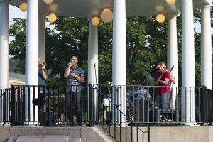 Bassel and the Supernaturals @ Broad Street Park | Claremont | NH | US