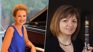 Benefit for a Bright Future with Sally Pinkas and Jan Halloran @ WCCMA at Union Church | Claremont | NH | US